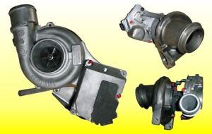 Turbolader-Mercedes-Viano-Vito-W639-OM646-85Kw-116Ps-A6460901380-VV19