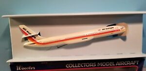 WOOSTER MODELS (W009) AIR EUROPE 757-200 1:200 SCALE PLASTIC SNAPFIT MODEL