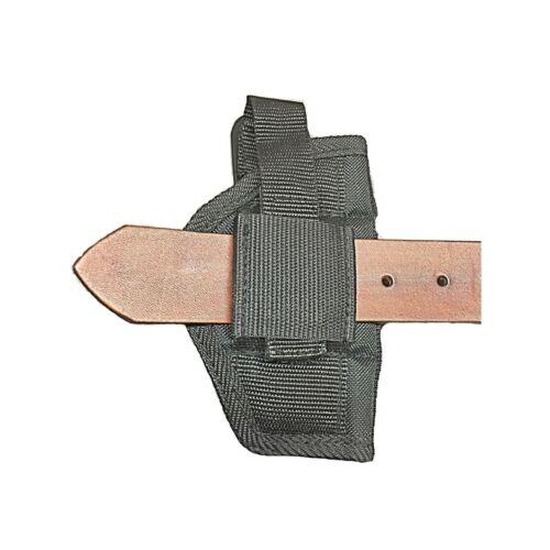 "Nylon Hip Belt Gun holster for Taurus Judge public defender With 2/"" Barrel"
