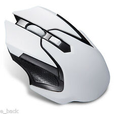 2.4GHz 3200DPI Wireless Gaming Mouse Mice USB For PC Laptop Pro Gamer Free P&P