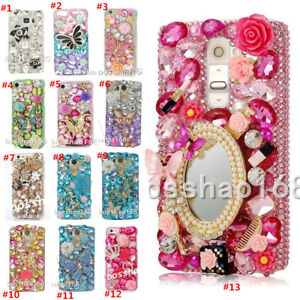 Details about Bling Rhinestones Soft Case for Alcatel 1X Evolve / IdealXTRA  / TCL LX A502DL