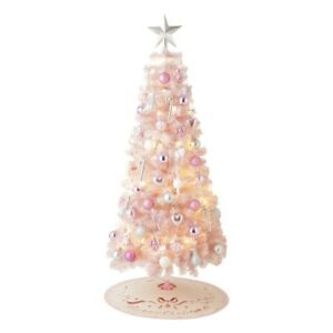 Details About Francfranc Christmas Tree Limited Starter Set Pink Xmas Ornament Light