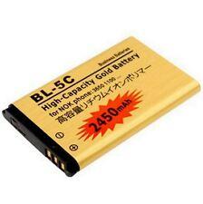 Batterie BL-5C BL5C - 3.7V 2450mAh pour Nokia 1100, 1101, 1100, 1108, 1160, ...