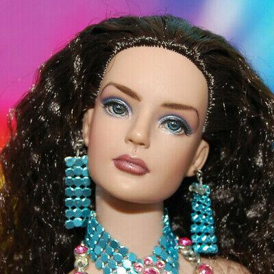 "Pair of Tyler ESME African American FLAT 16/"" Fashion Doll FEET Tonner"