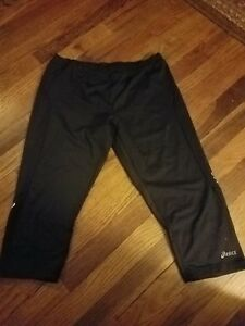 Asics-Women-039-s-Performance-Workout-Yoga-Capris-Leggings-Pants