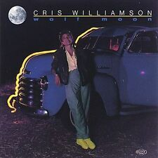 Cris Williamson-Wolf Moon CD NEW