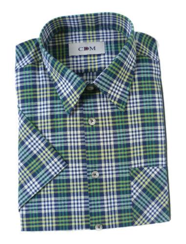 Outdoorhemd CDM Kurzarmhemd Hemd Herrenhemd Freizeithemd Arbeitshemd
