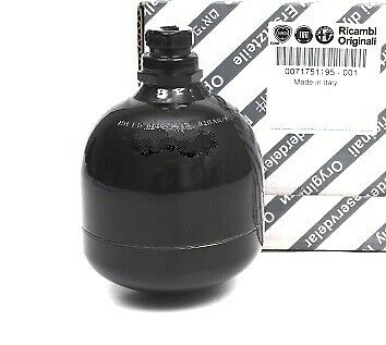ALFA ROMEO FERRARI MASERATI SEMI AUTO F1  New Accumulator Vessel Oil Reservoir