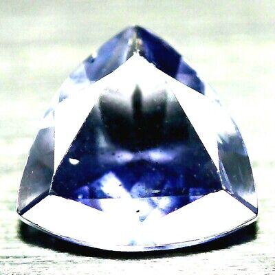 Top Iolite : 1,14 Ct Natürliche Purpur Blau Iolith / Wassersaphir Madagascar SchüTtelfrost Und Schmerzen