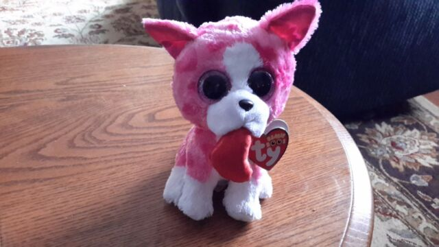 Buy 2017 Ty Beanie Boos for Valentine s Day 2018 ROMEO The Dog 6 ... 2bddb3e488f