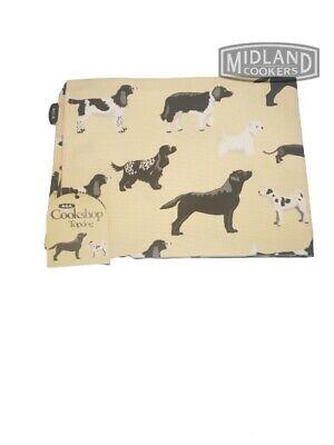 Rayburn Top Dog Tea Towel