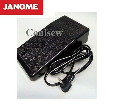GENUINE JANOME SEWING MACHINE FOOT CONTROL QXL605,DXL603,XL601 TXL607 DKS30 etc