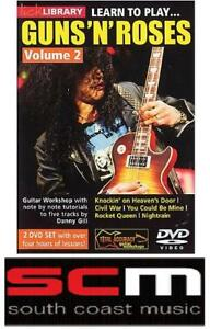 LEARN-TO-PLAY-GUNS-N-ROSES-VOLUME-2-LICK-LIBRARY-TUTORIAL-TUITIONAL-DVD-RDR0170