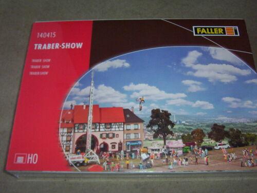 Faller Kirmes 140415 Traber-Show