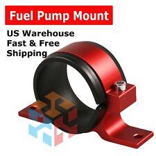 Purple External Fuel Pump Filter Mounting Bracket Holder For Walbro Sytec /&Bosch