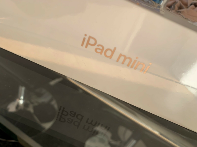 iPad mini, 64 GB, Perfekt, Uåbnet ipad mini cellular gold…