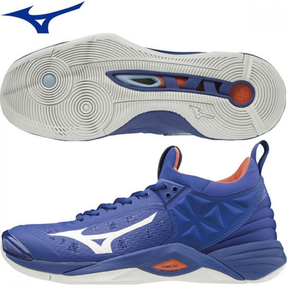 mizuno womens volleyball shoes size 8 x 2 inch in cm