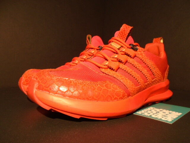 2015 ADIDAS SL LOOP RUNNER RUNNER LOOP TR TRAIL REPTILE RED GOLD ULTRA BOOST S85682 7.5 8f6f3e