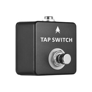 Mosky-Tap-Switch-Mini-Guitar-Effects-Pedals-Tap-Tempo-Switch-Footswitch