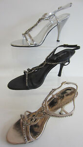 Anne-Michelle-L3R856-Ladies-Champagne-Black-or-Silver-Strappy-Shoes-R7A