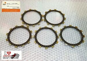 SUZUKI RV125 TS125 RM85 DS185 PE175 DR200 TM125 GN125 DS80 CLUTCH DISC SET JAPAN