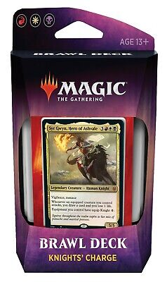 NEW /& SEALED MAGIC THE GATHERING THRONE OF ELDRAINE FAERIE SCHEMES BRAWL DECK