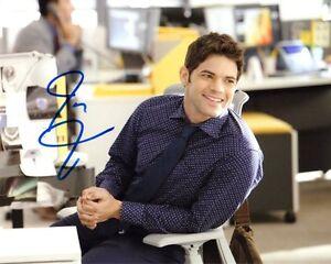 Jeremy-Jordan-Supergirl-Autographed-Signed-8x10-Photo-COA-A4