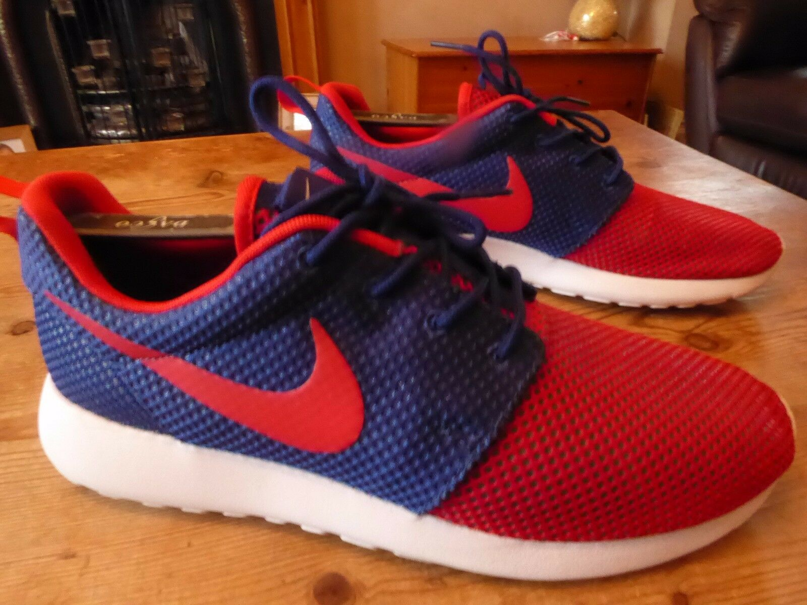 Mens nike roshe run - size uk 8 ( 2015 ) great condition