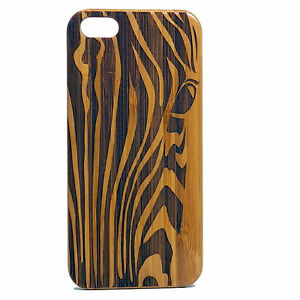 Zebra-Case-for-iPhone-6-Plus-or-iPhone-6S-Plus-Bamboo-Wood-Cover-Africa-Stripes