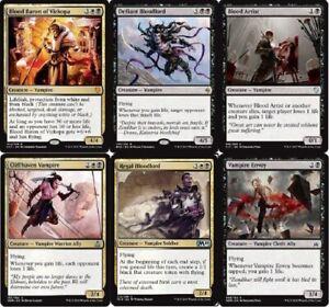 Orzhov Vampire Lifegain Deck Vizkopa 60 Cards Mtg Magic Gathering 689054854922 Ebay Sorin, imperious bloodlord is insane!!! details about orzhov vampire lifegain deck vizkopa 60 cards mtg magic gathering