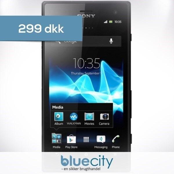 Sony Sony Xperia Acro S Sort (LT26W), Sony Xperia Acro S Sort