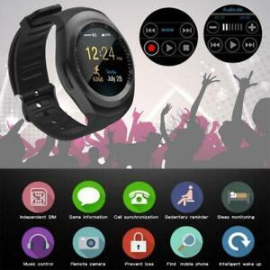 Mini-USB-5Pin-Interface-Waterproof-Bluetooth-Smart-Watch-Phone-Mate