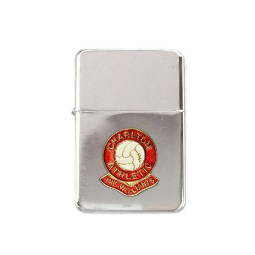 Charlton Athletic football club stormproof petrol lighter