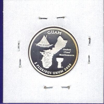 2009-S U.S Territories Quarter Northern Mariana Islands 90/% Silver Proof U.S