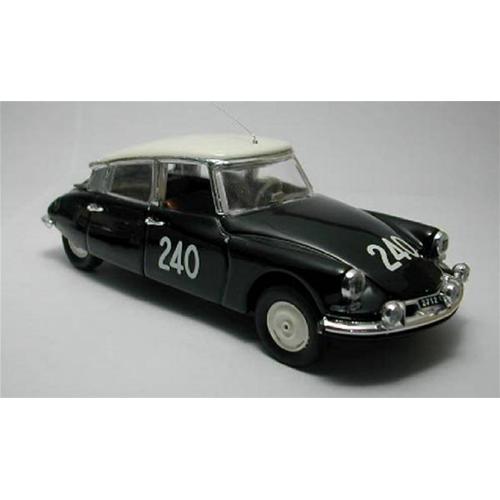 preferenziale CITROEN DS 19 19 19 N.240 MILLE MIGLIA 1957 ROZE-DUBESSAY 1 43 Rio Auto Competizione  sconto prezzo basso