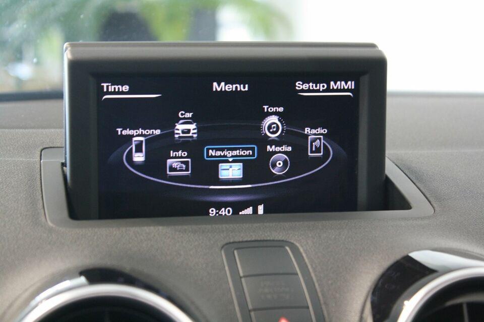 Audi A1 1,4 TFSi 185 Ambition S-line S-tr. Benzin aut.