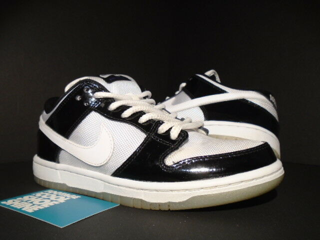 2013 Nike Dunk Low Pro SB BLACK WHITE ICE blueE CONCORD PURPLE 304292-043 5