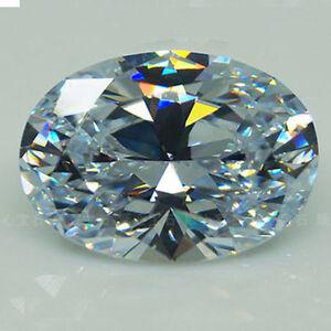HUGE-Unheated-56-58ct-VVS-White-Sapphire-18X25mm-Oval-Cut-AAAA-Loose-Gemstone