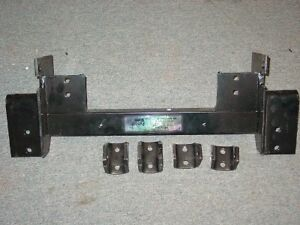 Details About Chevy Blazer Gmc Jimmy 83 2002 New Unimount Western Plow Mount 62200 1505 S10 S1