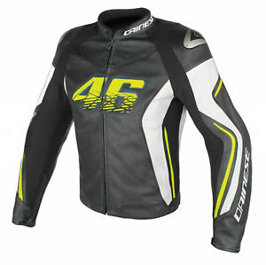 Valentino-Rossi-VR46-Motogp-Motorcycle-Leather-Jacket