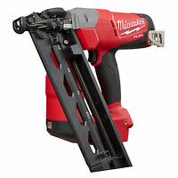 M18 Fuel 16ga Angled Finish Nailer (tool Only) Milwaukee 2742-20 on sale