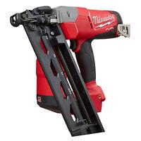 M18 Fuel 16ga Angled Finish Nailer (tool Only) Milwaukee 2742-20 on sale