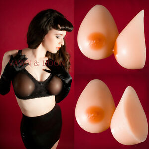 Silicone-Breast-Forms-G-Cup-Mastectomy-TG-TV-Transvestite-Form-Vawn-and-Boon