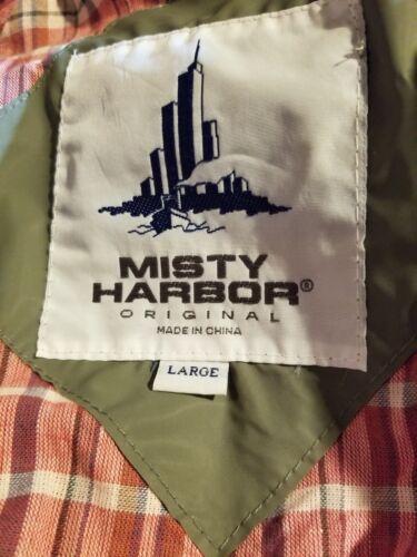 Manteau Misty imperméable à femmes mode Chaude la Rainco pour Doublure Nwot Green Grand Taille Harbor Sxd05wqpn