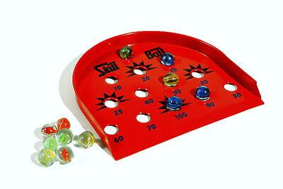 Blechspielzeug Murmelspiel °° Tin Toy °° Jouet En Tôle °° Um Eine Hohe Bewunderung Zu Gewinnen Und Wird Im In Und Ausland Weithin Vertraut. Blechspielzeug Spielzeug