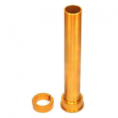 New Kohosis Steerer Tube for Lefty Gold