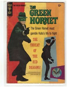 Gold-Key-Green-Hornet-2-comics-published-in-1967