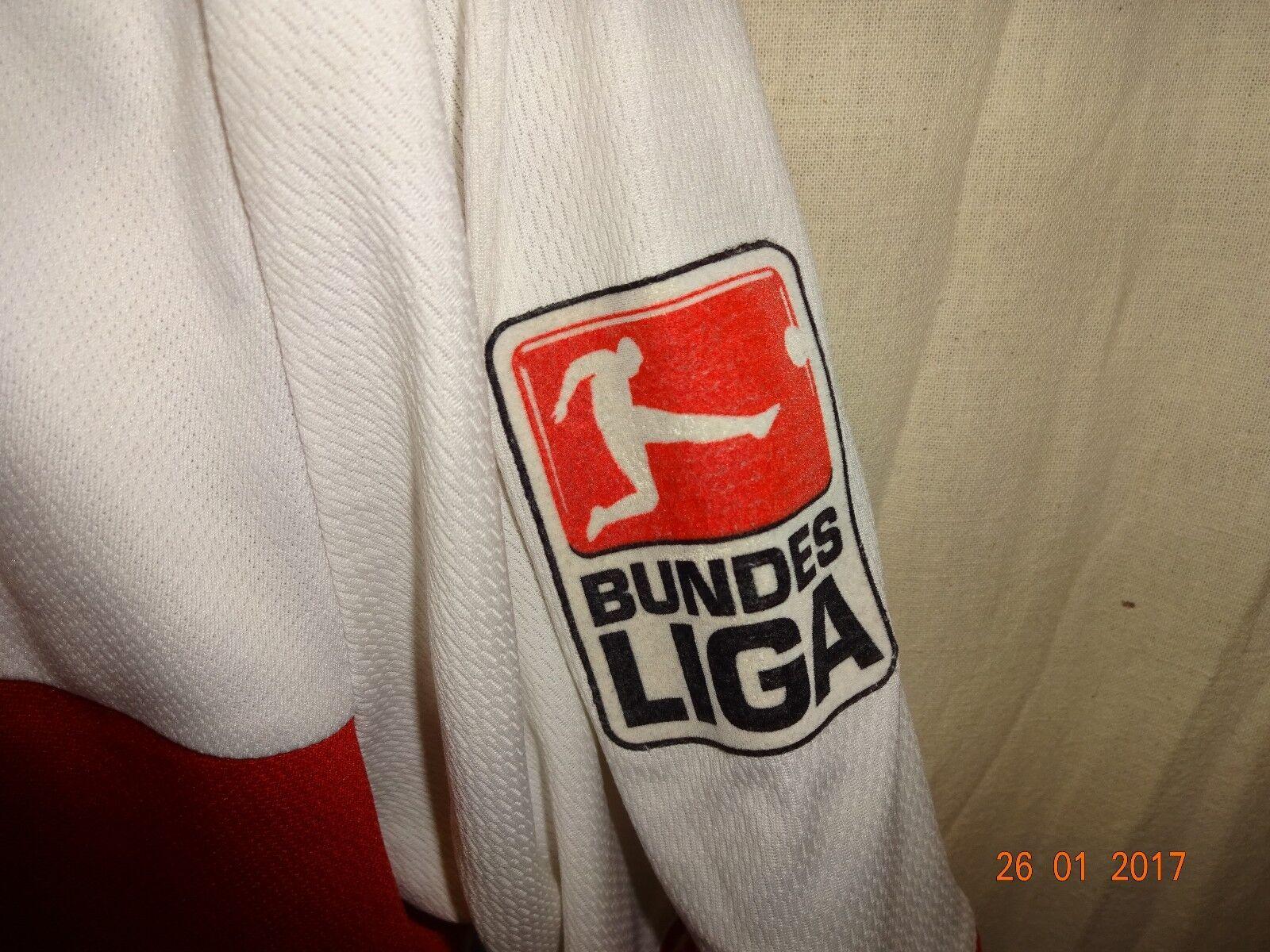 VfB Stuttgart Original Puma Heim Trikot 2009/10