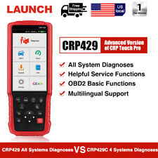LAUNCH CRP429 OBD2 Scanner Car Full-System Diagnostic Scan Tool OBD Code Reader