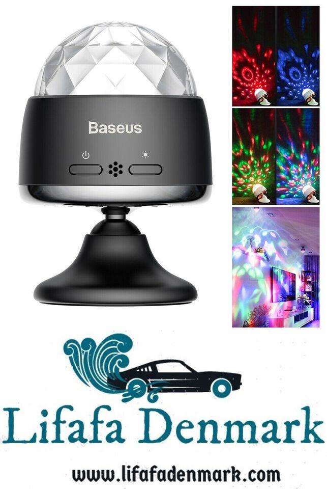 BASEUS ROTARY VOICE CONTROL CAR CRYSTAL MAGIC B...